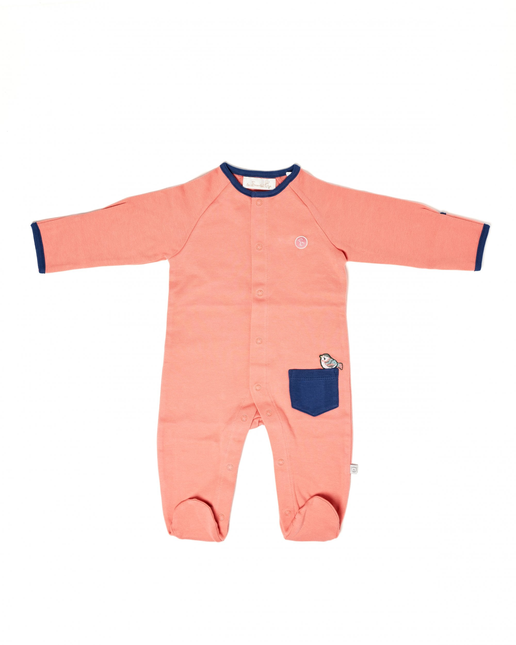The Essential One Baby Girls Snowsuit Pink